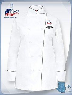 THE CHEF Female Chef Coat